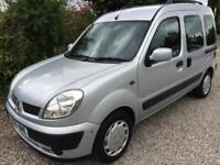 **RENAULT KANGOO 1.5dCI 80 DIESEL VENTURE MPV IN SILVER** YES ONLY 19000 MILES**