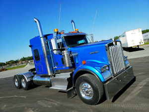 Kenworth W900B 2016 wet kit