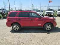 2008 Ford Escape XLT,V6 SUV, EASY AUTO FINANCING 100%