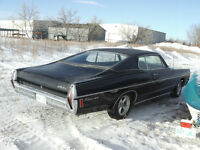 "68 Ford Meteor Rideau 500 Fastback ""MUST GO"""