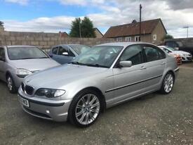 2002 BMW 3 Series 2.2 320i SE 4dr