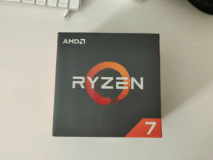NEW SEALED BOX Ryzen7 1800x