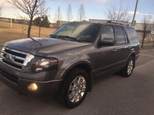 2012 Ford Expedition Limited AWD, Fully Loaded, No Accident