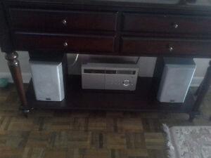 Mini chaîne CD Radio Sharp