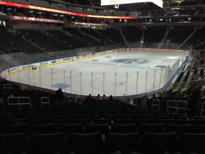 Oilers Tickets Multiple Games.  Great Lower bowl Seats!