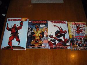 Deadpool Daniel Way, Posehn & Duggan Comme Neufs (Anglais)+ Sand