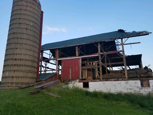 Buying old barns! TOP DOLLAR PAID barn demolition