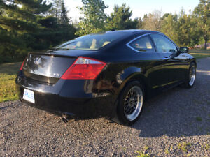 2008 Honda Accord Coupe, V6, 6 speed