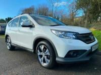 2014 Honda CR-V 2.0 i-VTEC SR 5dr ESTATE Petrol Manual