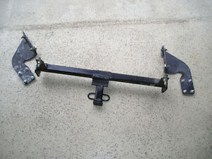 Trailer hitch for MX-5