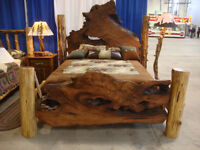 Custom Handcrafted Wooden Furniture