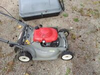 Honda Hrm 215 self propelled Lawn Mower