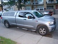 2013 Toyota Tundra  double cab long bed Pickup Truck