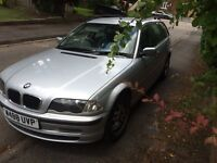 Bmw 320d se touring 800 or will swap for any van
