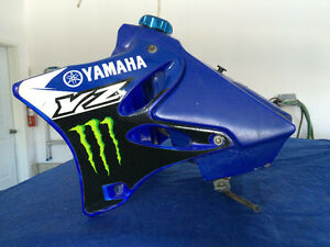 yz 125  engine and parts for sale