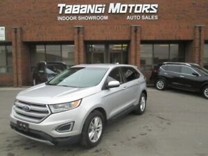 2015 Ford Edge SEL | AWD | NO ACCIDENTS | NAVIGATION | HTD SEATS