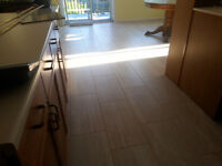 Flooring covering installer