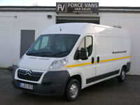 CITROEN RELAY L3H2 2.2HDi 130 WORKSHOP MOBILE MECHANIC TOOL VAN PANEL DELIVERY