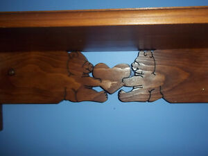 Hand Crafted Baby Shelf Windsor Region Ontario image 3