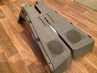 Rover metro Gti/gta rear shelf speaker mounts.