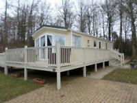 Immaculate 2011 Willerby Winchester for sale at Percy Wood Country Park