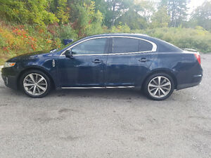 2009 Lincoln MKS FWD Sedan Fully Loaded