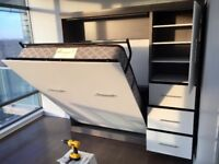 myinstaller.ca COSTCO WALLBED MURPHY BED INSTALLATION ASSEMBLY