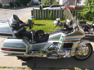 Honda GL 1500 With Lots Of Accessories $7000 O.B.O.