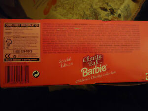 Charity Ball  Barbie   COTA     COLLECTABLE  MINT CONDITION London Ontario image 4