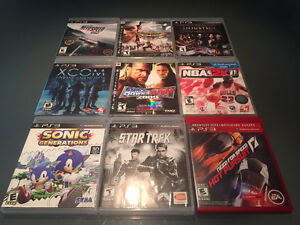 PlayStation 3 – 250 GB Azurite Blue Limited Edition + 20 games West Island Greater Montréal image 4