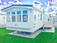 Static Caravan Whitstable Kent 2 Bedrooms 6 Berth Willerby Granada XL 2013