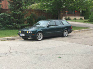 Mint BMW 525I Manual Wagon