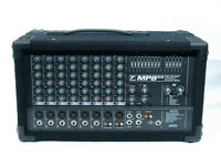 MIXER-CONSOLE AMPLIFIEE YORKVILLE MP8DX.
