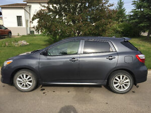 2009 Toyota Matrix Family Touring Wagon