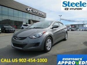 2013 HYUNDAI ELANTRA GL Auto Heated seats A/C Bluetooth
