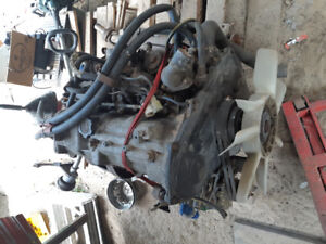 Toyota diesel engine 1.9 I believe