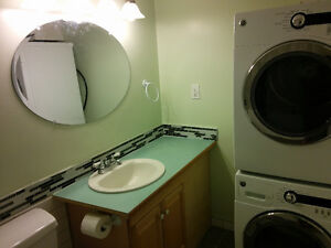 Brand new & spacious one bedroom fully furnished basement suite Prince George British Columbia image 4