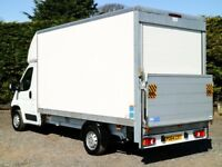 Man and Luton Van for Removals Office Moves Sofas Dishwashers Washing Machines Pianos Cookers Beds
