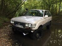 Land Cruiser off road expedition 7 seat monster truck