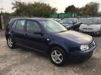 VOLKSWAGEN GOLF 2004 1.6 MY FINAL Ed. PETROL - AUTOMATIC - LOW MILEAGE