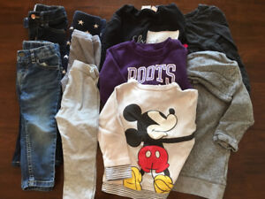 Toddler girl 2T clothes