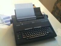 Machine à écrire Brother très bon état