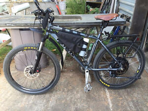 Convert to ebike for year round riding