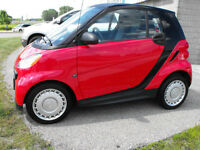 2013 Smart Fortwo Pure Coupe (2 door) LOADED  LOTS OF WARRANTY