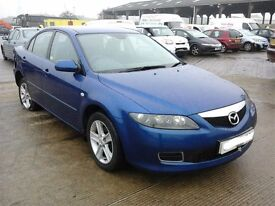2006-2008 MAZDA 6 ENGINE 2.0 TD RF7 143 BHP SUPPLIED AND FITTED 63,000 MILEAGE COVERED ONLY