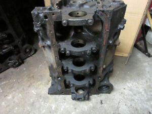 350 Chevrolet 4 bolt mains block