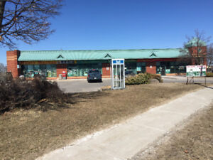 PRIME RETAIL SPACE AVAILABLE IN OSHAWA