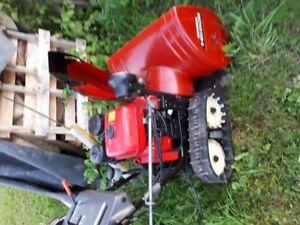 honda snowblower 8 hp 28 cut