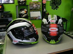 BELL Qualifier Helmets - Ninja Colours at RE-GEAR