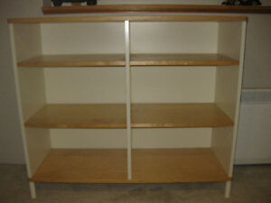 Ikea bookshelf short